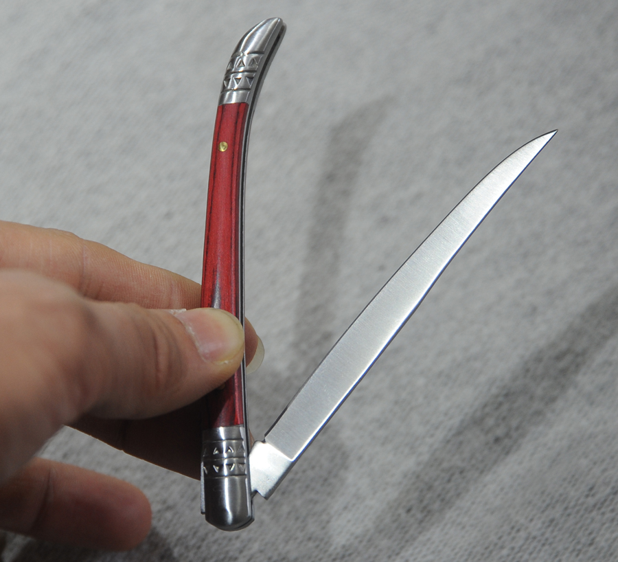 2017 10-58 Small Stiletto Pocket Knife Folding knife Tactical Survival Knives Camping EDC Tools Weight 35 g  цены