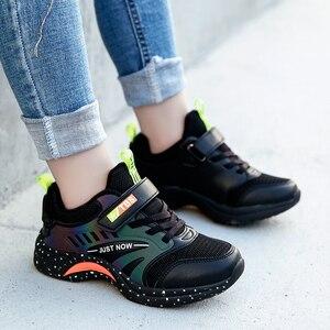 Image 4 - Extérieur doux antidérapant enfants chaussures de course été respirant maille enfants baskets mode décontracté garçons chaussures taille 28 40