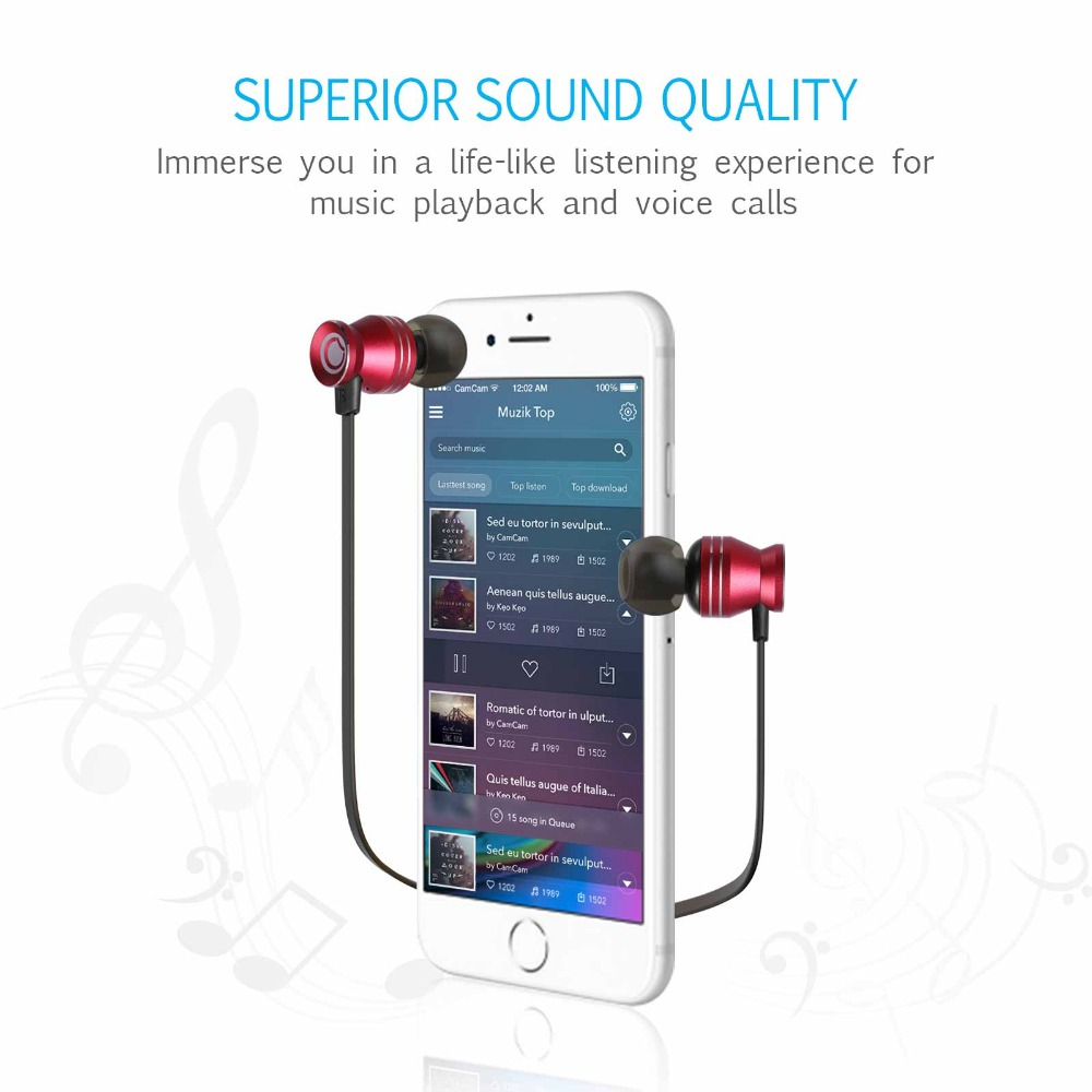 GGMM C300 Earphone for Phone Headset Earbuds Noise Cancelling In ear ...