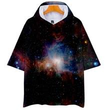 hot deal buy luckyfridayf 2018 hip hop pop suicide squad short sleeve hoodies sweatshirts harajuku skull print women/men hoodies clothes 4xl