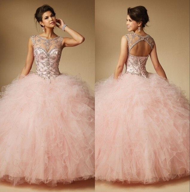 Aliexpress.com : Buy New Arrival Vestidos de novias Ball Gown ...