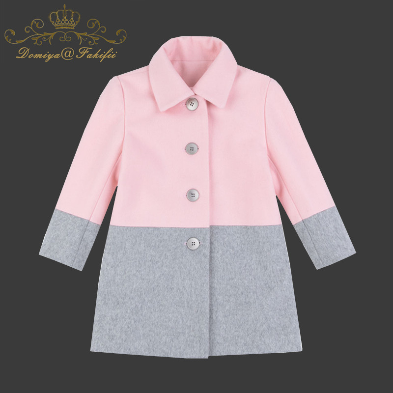 2018 Winter Coat For Girls Clothes Girls Jackets Fashion Clothing Coat Baby Girl Kids Jackets Children Outerwear Kids Clothes стоимость
