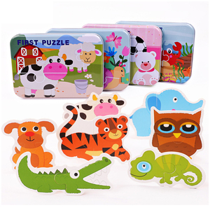 Baby Kids Cognition Puzzle Toy