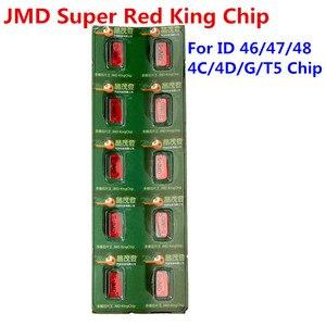 Image 4 - رقاقة أصلية JMD KING لحقائب الأطفال اليدوية نسخة مفاتيح السيارة استبدال JMD 4C / 4D / 42/46/48 / 72 جرام 5 10 قطعة/الوحدة JMD King