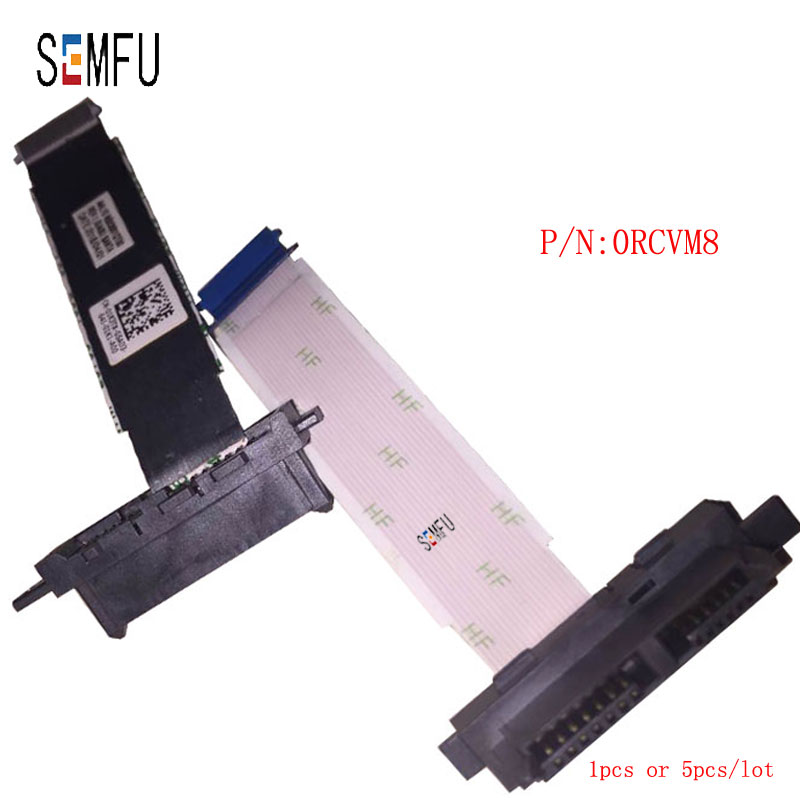 US $14 0 |New Laptop Optical Drive Flex Cable for Dell 15 5000 5558 5555  5559 3558 P/N:0RCVM8-in Computer Cables & Connectors from Computer & Office