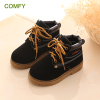 Fashion Infant Winter Boot Velvet Warm Footwear Winter Baby Boy And Girl Shoes Cotton Padded Baby