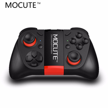 Hot!MOCUTE Wireless Bluetooth Games Handle 3.0 Controller Dual Joystick for Iphone and Android System & Laptop and VR 3D Glasses