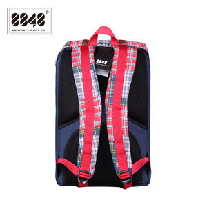 Image 5 - 8848 ブランド旅行バックパック防水バックパック 15.6 インチのラップトップポリエステル素材幾何人気のバックパックバッグ S15005 6