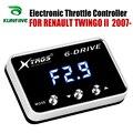 Auto Elektronische Drossel Controller Racing Gaspedal Potent Booster Für RENAULT TWINGO II 2007-2019 Tuning Teile Zubehör