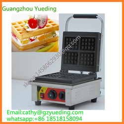 Commercial Electric Rectangle Cone Waffle Baker, Waffle Toaster,Waffeleisen