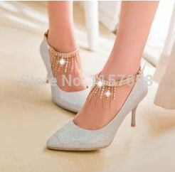 pointed toe fashion high-heeled shoes thin heels belt button plus size 43 work shoes single shoes small yards 30 31 female shoes flock women flats 2017 pointed toe ladies single shoes fashion shallow casual shoes plus size 40 43 small yards 33 sapatos