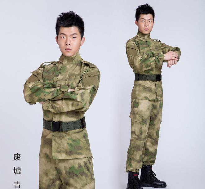 US $46 99 |Men camouflage suit tactical equipment clothes top ropa militar  canadian military uniform clothing male plus size hunting sets-in Medical