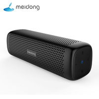 Meidong MD-6110 Wireless Bluetooth Altoparlante Portatile 15 W Super bass Altoparlante microfono Incorporato Ore tempo di Gioco per PC phone