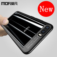 Huawei Honor 9 Case Original PC Silicone Transparent Back Cover Honor9 Phone Cases Hard Capas MOFi