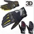 Komine gk162 3d mesh motociclista riding guante moto de la motocicleta de protección guantes de moto guantes racing 4 colores tamaño ml xl