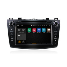 Free Shipping Android 5.1 Car DVD Player with GPS System For Mazda3 Mazda 3 2010 2011 2013 2014 Can bus Radio USB SD