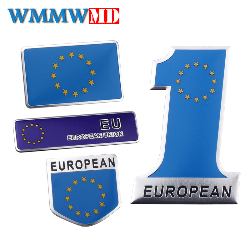 Worldwide Delivery Eu Sticker In Nabara Online
