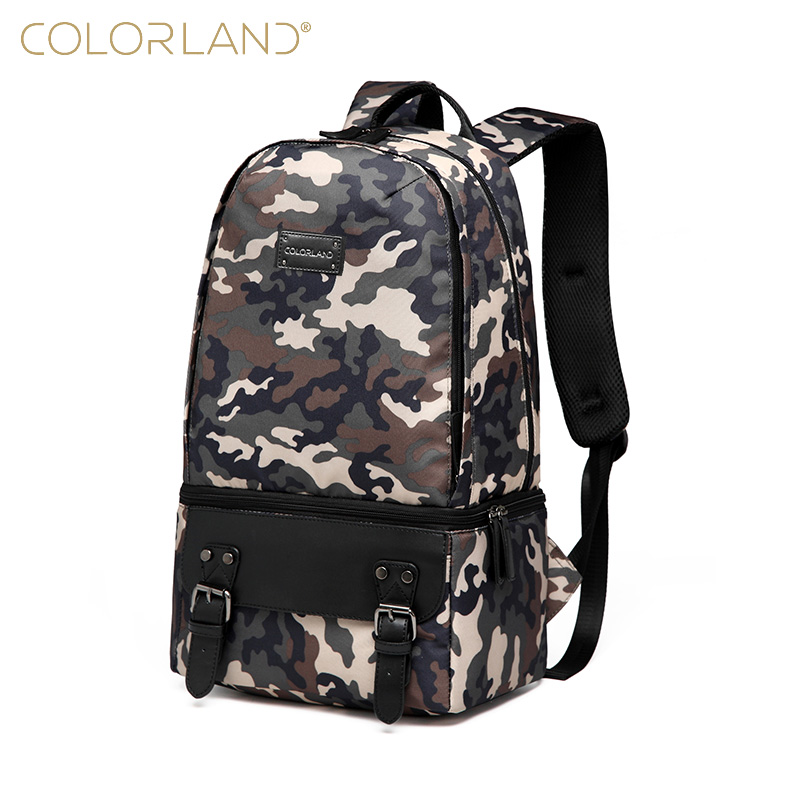 Baby Care Diaper Bag Camo Changing Backpack Fashion Maternity Ny For Mom And Dad Independent Bottle Insulation In Bags From Mother Kids