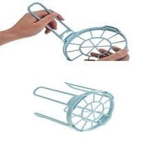 Kitchen plastic tableware drain rack kitchen utensils dry storage tray rack multi-function cup and sauce storage