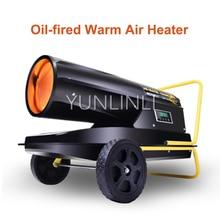 Промышленное масло теплого воздуха нагреватель мастерской/теплица/завод большой мощности воздуха нагревательный блок теплый осушитель воздуха XDTF-30