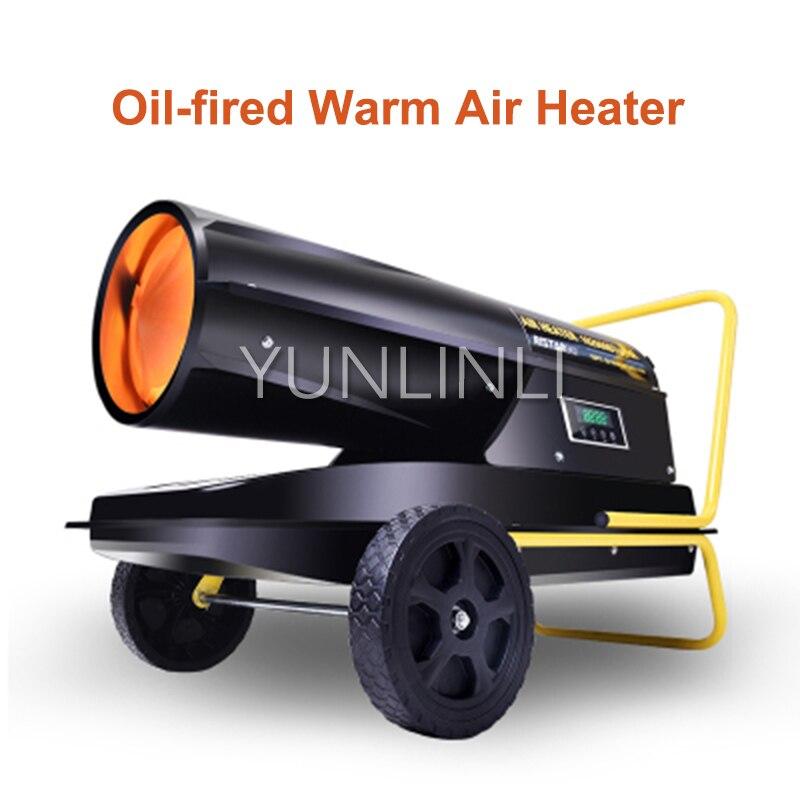 Промышленный Масляный теплый воздушный обогреватель мастерская/теплица/завод большой мощности воздушный обогреватель теплый осушитель в