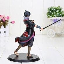 7″ 18CM Naruto Shippuden Uchiha Sasuke