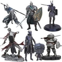 Bonecos cavaleiro faraam de sombra, brinquedos colecionáveis de pvc, figura de ação, cavaleiro de astora oscar