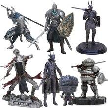 Dark Souls figura de acción de Dark Souls, Caballero Faraam, Artorias el Caminante del Abismo, Caballero de Astora, Oscar, muñeca coleccionable en miniatura de PVC