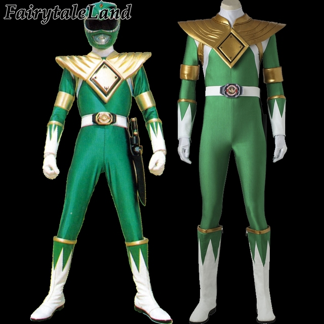 US $26 48 |Dragon Ranger Burai cosplay Costume adult Halloween costumes  Green Ranger Uniform Zyuranger cosplay Dragon Ranger Jumpsuit-in Movie & TV