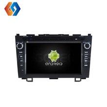 2 Din dvd-плеер для HONDA CRV 2006-2011 с Android 8,0 Octa Core 4G 32 г Bluetooth wi-Fi Зеркало Ссылка gps навигации стерео