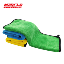 Marflo Car Wash Super Thick Microfiber Cloth Car Care Wax Polishing Detailing Towels