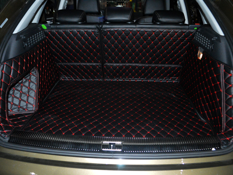 Best Quality! Special Trunk Mats For Audi Q3 2018 2011
