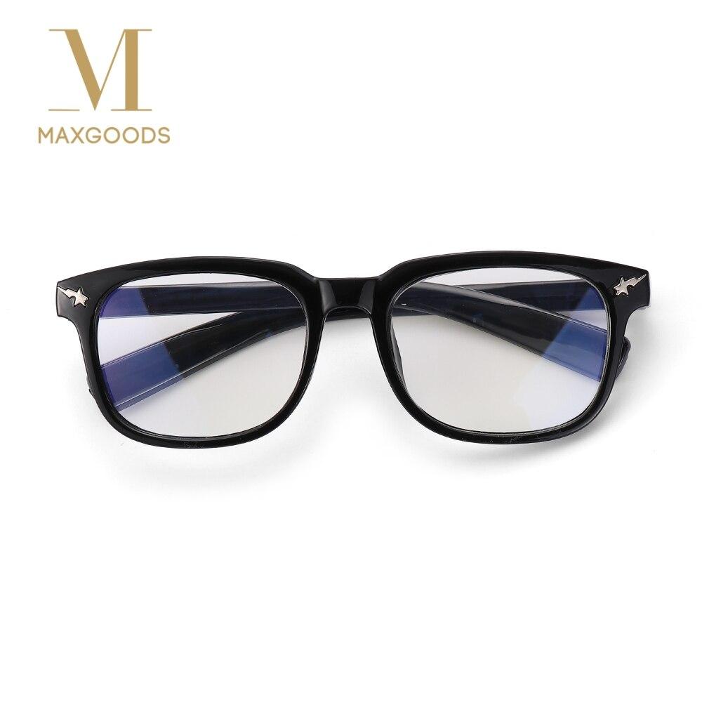 Anti-uv 400 Unisex Anti Blu Raggi Occhiali Di Protezione Dalle Radiazioni Occhiali Di Protezione Del Computer Specchio Piano Occhiali Da Vista Per Il Gioco Di Lettura Qualità E Quantità Assicurate