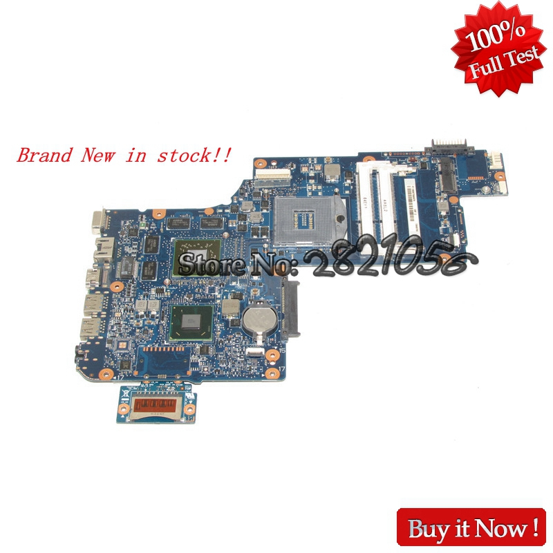 NOKOTION Brand New Laptop Motherboard For Toshiba Satellite L870 C870 H000043490  HM76 DDR3 HD7600 Series Video CardNOKOTION Brand New Laptop Motherboard For Toshiba Satellite L870 C870 H000043490  HM76 DDR3 HD7600 Series Video Card