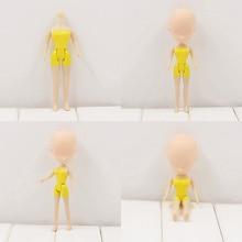 Petite Blythe Doll Pullip Body