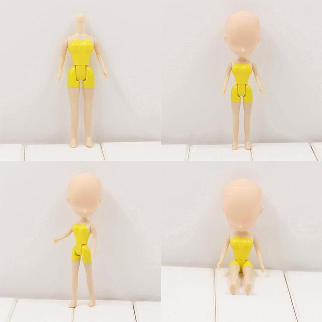 بدن عروسک ریزه اندام Blythe