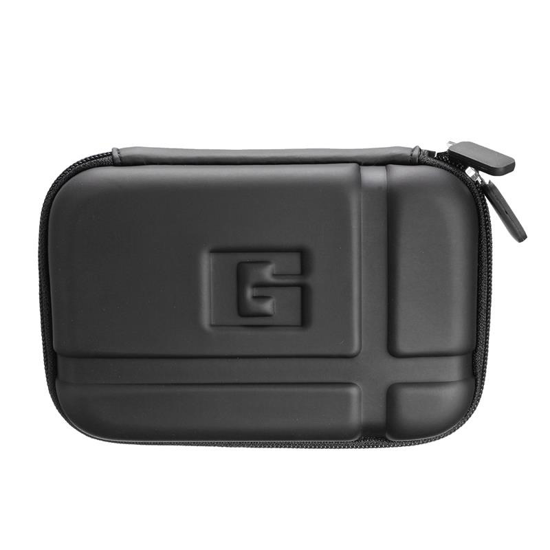 5'' Navigation Vehicle Anti-Shock Portable Protect Case + Clear Screen Shield Film for Garmin Nuvi 54 54LT 54LM 54LMT GPS