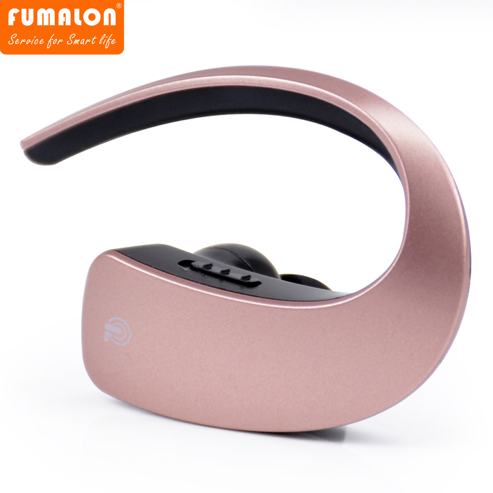 FUMALON Q2 Bluetooth Headset Sport Headphone with Mic Noise isolation Stereo Music Headset for iphone Samsung Xiaomi Smartphone  цена