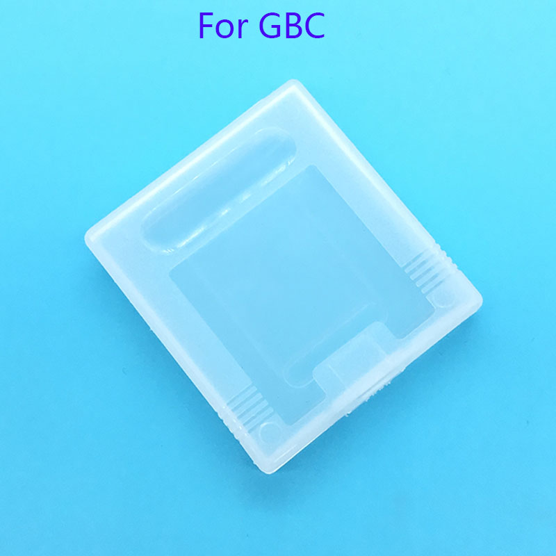 50pcs Clear White <font><b>Game</b></font> Cartridge Case Box for Nintendo <font><b>GameBoy</b></font> <font><b>COLOR</b></font> DMG GBP image