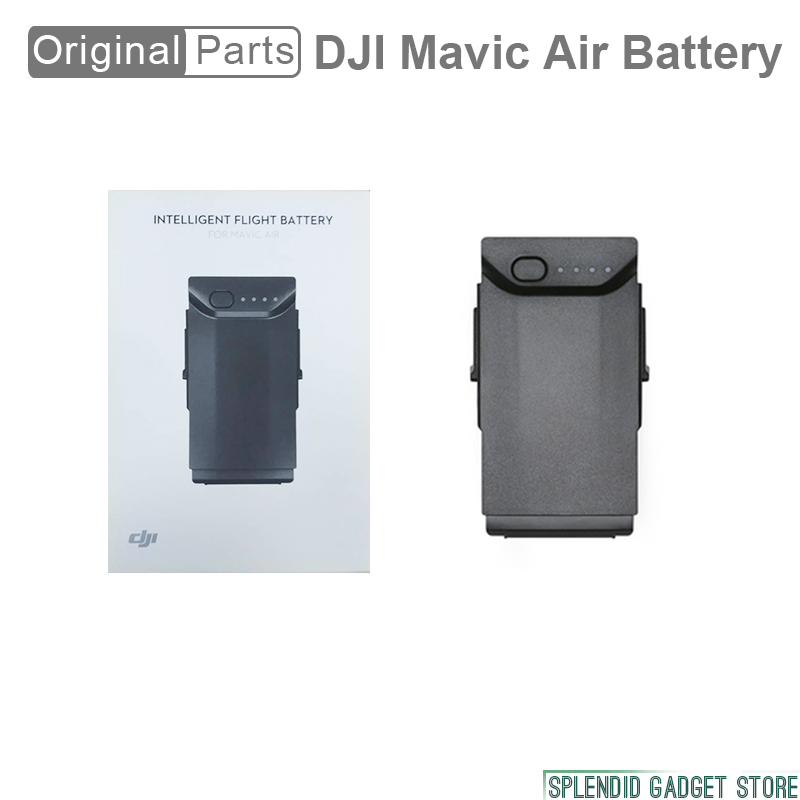 Original Battery for DJI Mavic Air Made with High-density Lithium Offering a Substantial Flight Time of Up to 21 Minutes roslund a three minutes