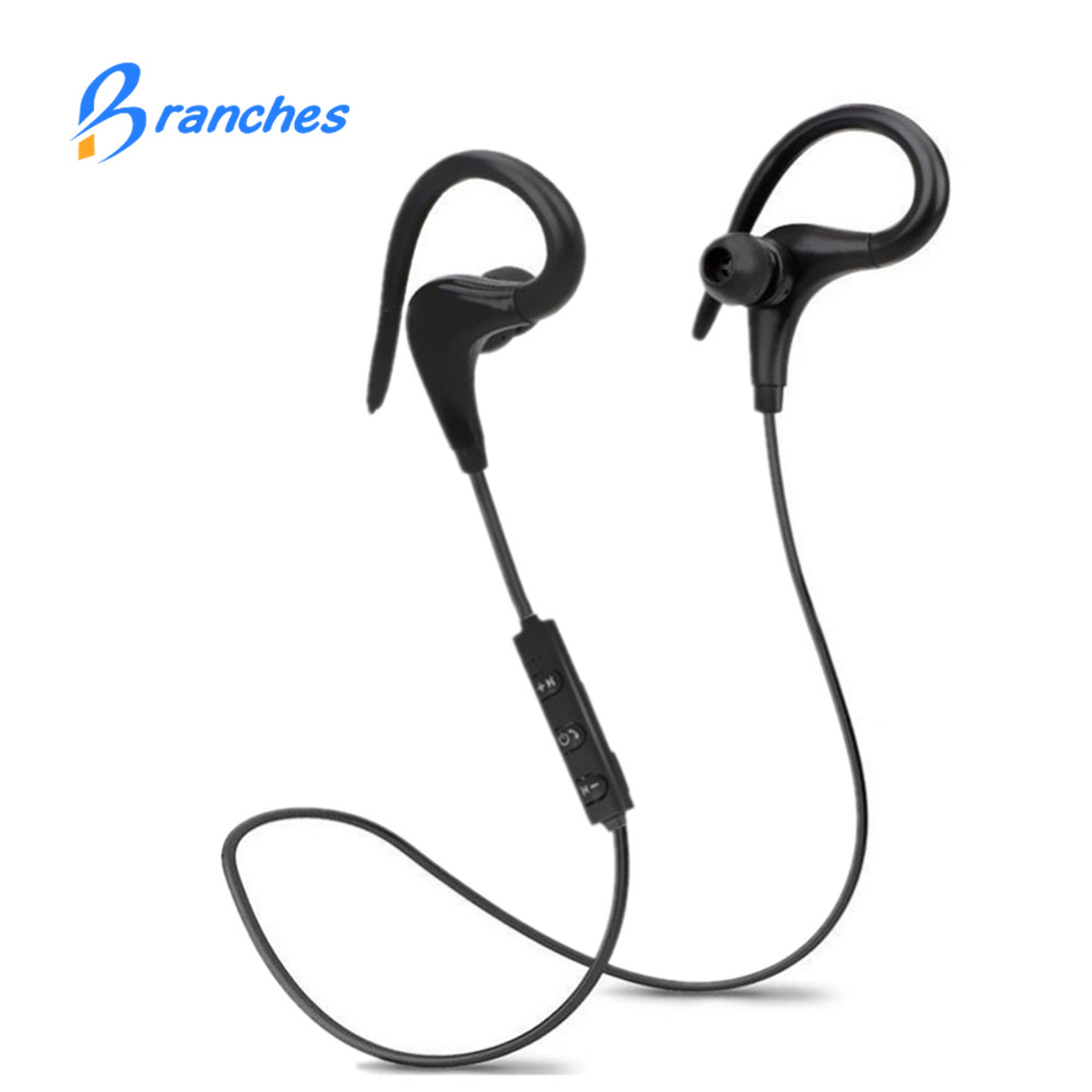 Stereo Bluetooth Sport Auriculares Bluetooth Headset Wireless Headphones in Ear buds Earphone Earbuds for iPhone 6 7 8 S Xiaomi цена