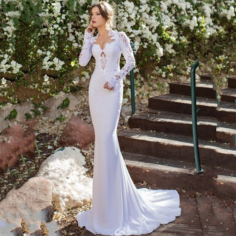 2017 Summer Style Bohemian Beach Wedding Dress Hot Chiffon Gown Country Western Backless Bridal Dresses Wholers Boda In From