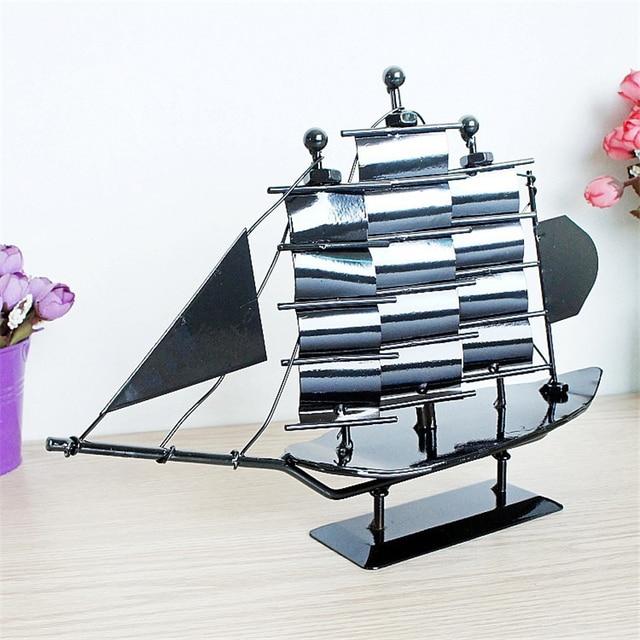 Einfache Eisen Titanic Segelboot Modell Chic Wohnzimmer Schlafzimmer  Einrichtungsgegenstand Romantische Handwerk Dekoration Geschenk Für Freunde  Lovers