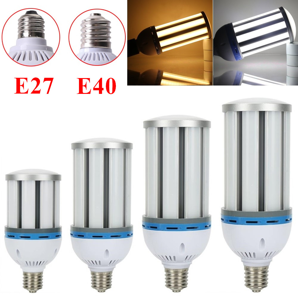 E27 E40 LED Light Corn Bulb 35W 45W 55W 65W 80W 100W 120W Replacement Lamp Street Garage Warehouse Backyard Light Fixture Lamp lole капри lsw1349 lively capris xl blue corn