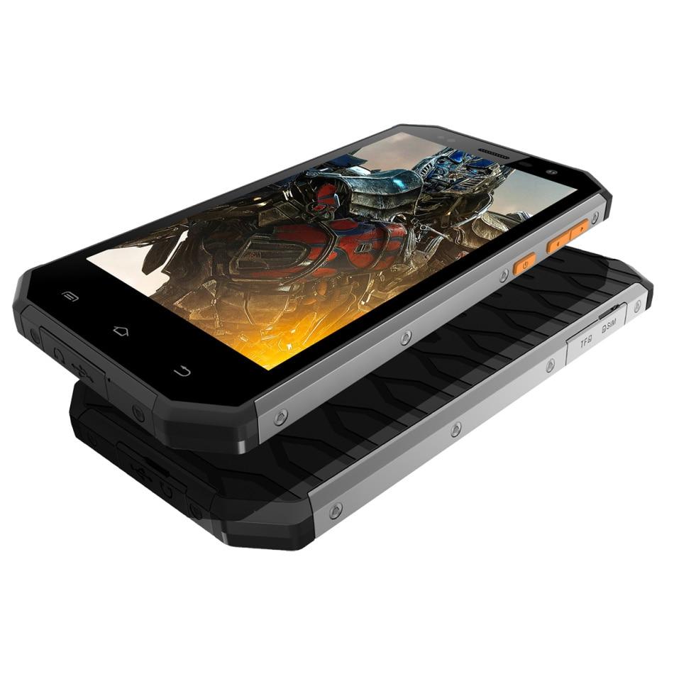 Cina S50 Impermeabile Antiurto SmartPhone Rugged Mobile Phone Android 6.0 ultra sottile sottile MTK6753 Octa Core 3 GB di RAM 13MP GPS - 4