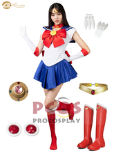 Tsukino Usagi Serena From Sailor Moon Cosplay Costumes