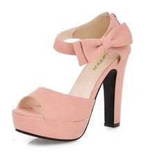 TAOFFEN Neue sommer Peep Toe Ankle strap orange Süße starke ferse Sandalen Plattform Dame frauen schuhe