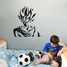 Dragon Ball Z Stickers Super Saiyan Goku-Laptop Car Wall Decor