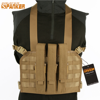 EXCELLENT ELITE SPANKER Triple Ammo Clips Bags Outdoor Military Equipment Tactical Magazine Pouches Hunting