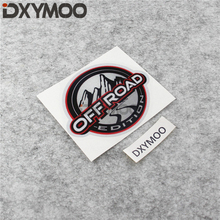Car Styling Decals GS Adventure Motorcycle Bike Sticker Bumper for OFF ROAD 4X4 EDITION Car font
